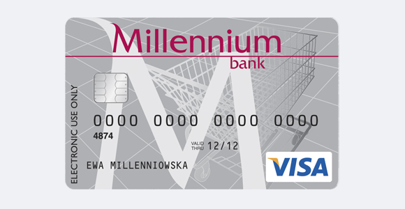 Millennium Visa Dobre Konto