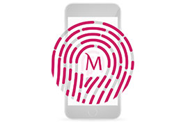 Fingerprint login