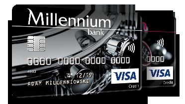 Millennium Alfa Credit Card