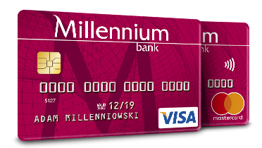 Credit Cards Payment Cards Bank Millennium