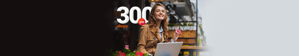 How about an extra 300 PLN to Allegro?